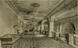 Erlanger Theatre, Phildelphia, PA in 1928 - Mezzanine Promenade