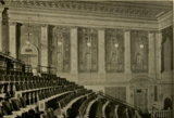 Earle Theatre, Phiadelphia, PA in 1928 - Auditorium sidewall
