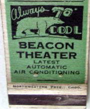 BEACON Theatre; Superior, Wisconsin.