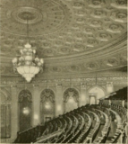Stanley Theatre, Pittsburgh, PA in 1928 - Auditoreum