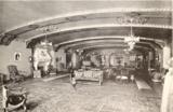Mastbaum Theatre, Philadelphia, PA in 1929 - Section of Lounge