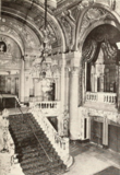 Mastbaum Theatre, Philadelphia, PA in 1929 - Main staircase & Grand Lobby