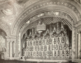 Mastbaum Theatre, Philadelphia, PA in 1929 - Proscenium Arch and drapes