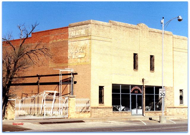 Cactus Theatre©...Lubbock TX...Don Lewis