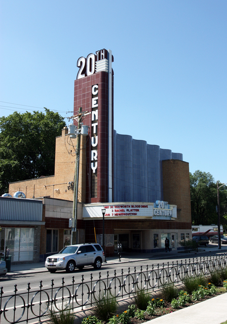20th Century Theatre, Cincinnati, OH