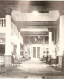 Grand Theatre, Shanghai, China in 1929 - Inner Foyer