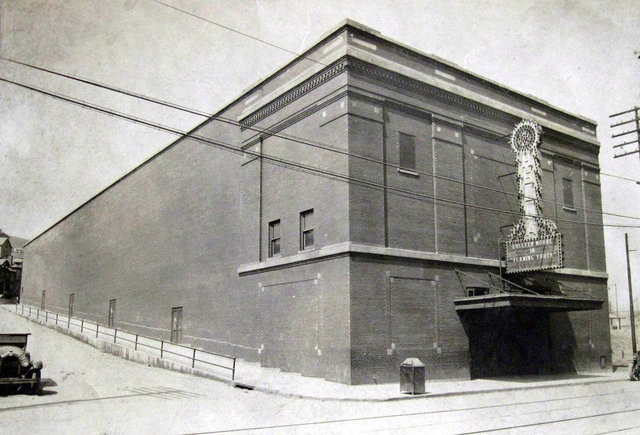 HELMA (ETNA) Theatre; Etna, Pennsylvania.