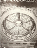 Sheridan Theatre, Chicago, IL in 1928 - Auditorium ceiling detail