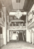 Uptown Theatre, Philadelphia, PA  in 1929 - Inner foyer