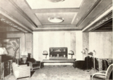 Uptown Theatre, Philadelphia, PA  in 1929 - South end of Promenade
