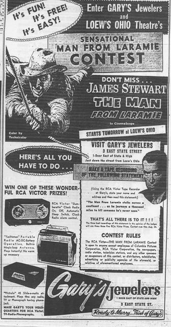 """The Man from Laramie"""