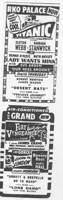 1953  Flicks