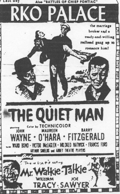 """The Quiet Man"""