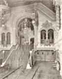 Loew's Akron Theatre, Akron, OH in 1929 - Stairway to Mezzanine
