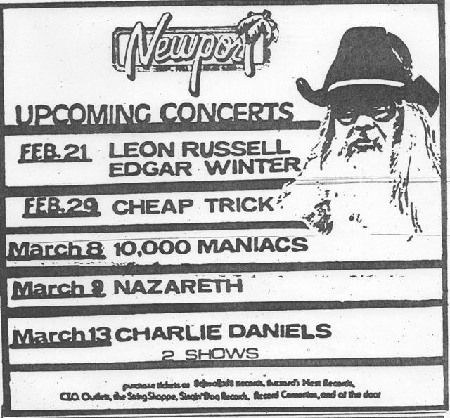 1988 Concerts