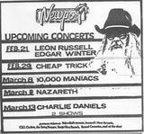 1988 Concerts