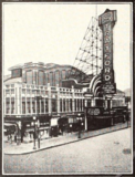 Stratford Theatre, Chicago, IL in 1929