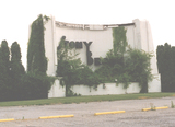 Stony Brook Drive-In - Entrance