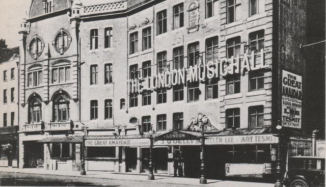 Shoreditch Empire Theatre