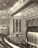 Missouri Theatre, St.Joseph, MO in 1929 - Proscenium
