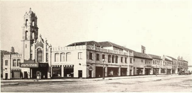 Plaza Theater, Kansas City, MO in 1929