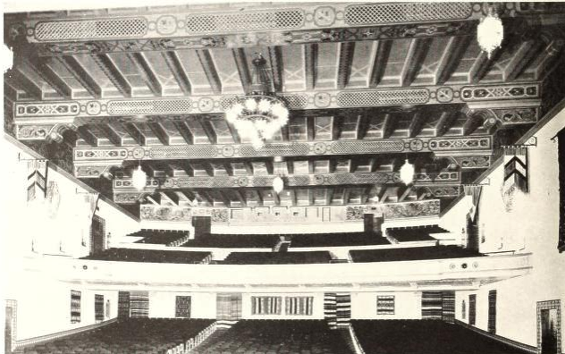 Plaza Theater, Kansas City, MO in 1929 - Auditorium