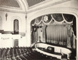 Lincoln Theatre, Lincoln, NE in 1929 - Auditorium