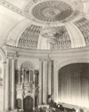West Coast Theatre, Santa Ana, CA in 1929 - Auditorium