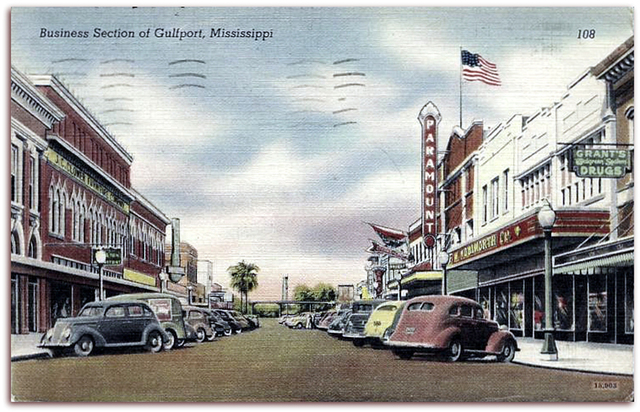 Paramount Theatre...Gulfport Mississippi