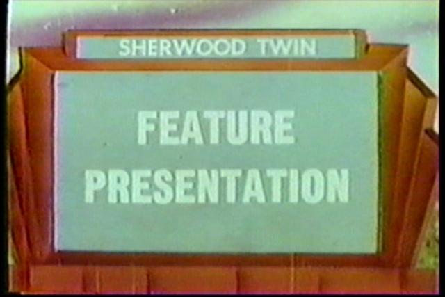 Sherwood Twin Drive-In