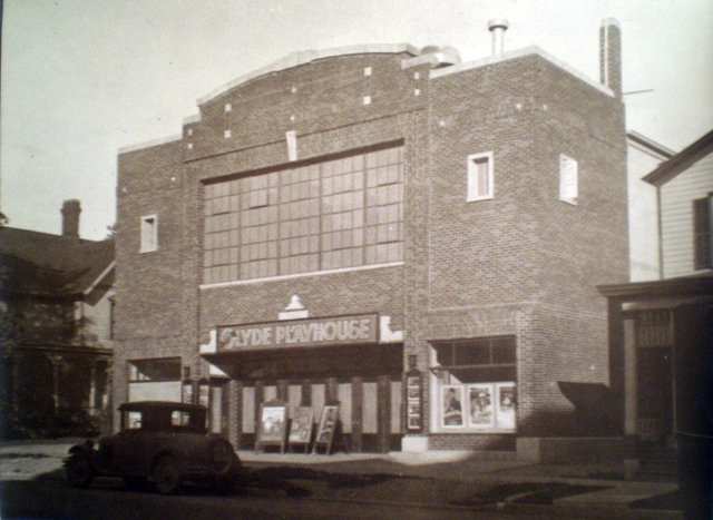 CLYDE PLAYHOUSE Theatre; Clyde, New York.