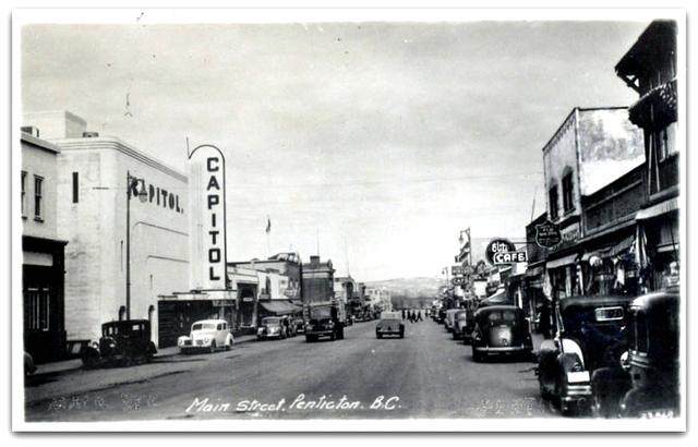 Capitol Theater...Penticton BC