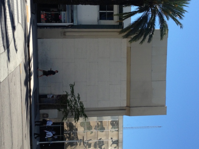 The Caribe Miami Beach--Now Boarded Up