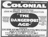"""""""The Dangerous Age"""""""
