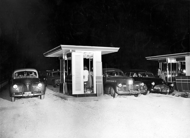 Decatur Drive-In 1948