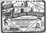 """""""Let's the Good Times Roll"""""""