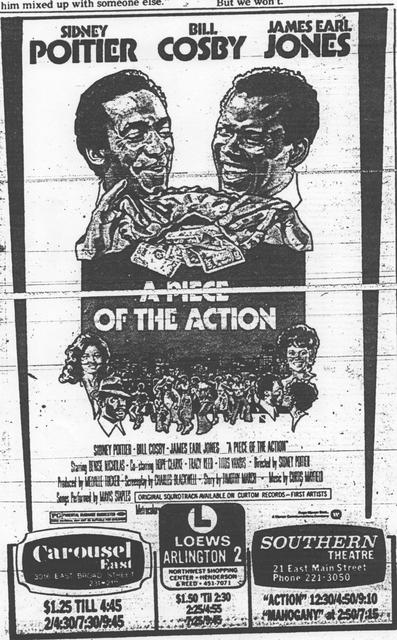 """A Piece of the Action"""