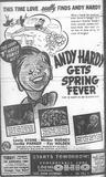 """Andy Hardy Gets Spring Fever"""