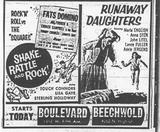 &quot;Shake,Rattle And Rock!&quot;/&quot;Runaway Daughters&quot;
