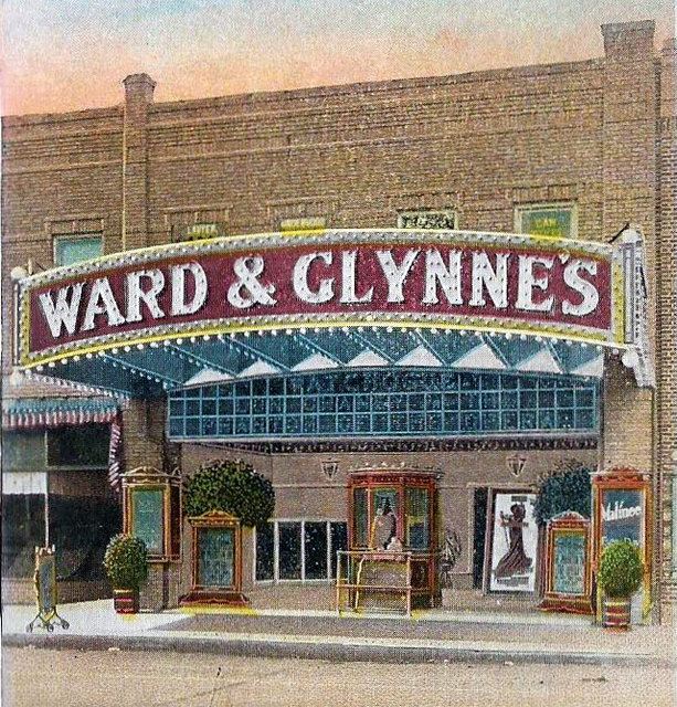 WARD & GLYNNE'S (PATCHOGUE) Theatre; Patchogue, New York.