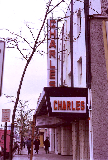 The Charles Theatre - Last Day