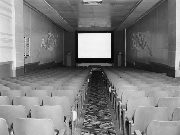 Bond Theatre Interior