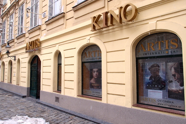 Artis International Kino