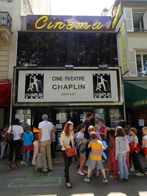 Cine-Theatre Chaplin Denfert