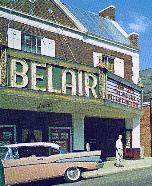 BELAIR Theatre (nee ARGONNE); Belair, Maryland.