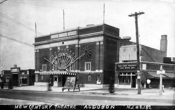 CENTURY Theatre; Audubon, New Jersey.