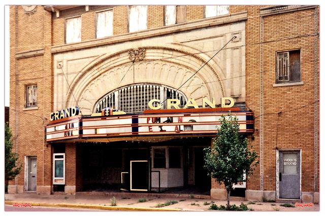 Grand...Electra Texas