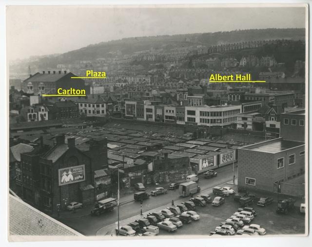 Swansea Cinemas 1950s
