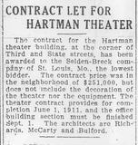 Hartman Theatre