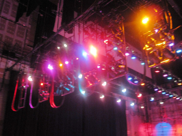 State Theatre (Cleveland, OH) - Stage Lighting Rig